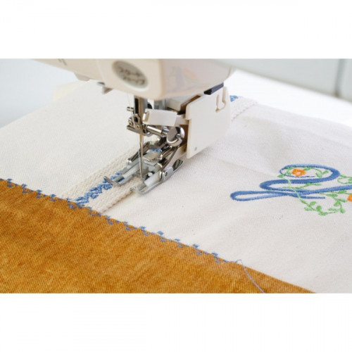 Guide Quilting barre longue
